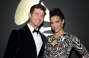 Lost Without You?: Robin Thicke & Paula Patton Confirm their Break Up