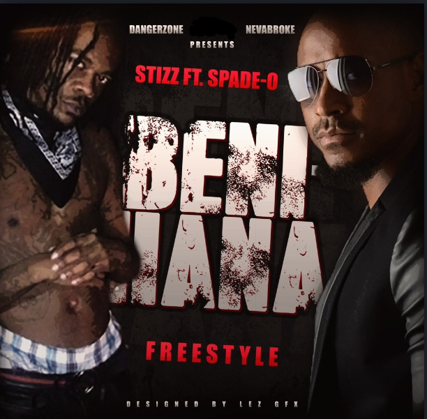 Stizz   Benihana Freestyle Ft. Spade O