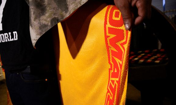 k3 Camron Hooks Up With Designer Mark McNairy To Create Custom Capes