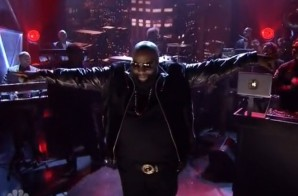 "Rick Ross Performs ""Devil is a Lie"" On The Tonight Show With Jimmy Fallon (Video)"
