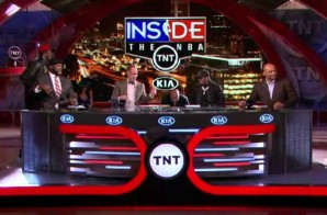 Birdman & Slim Join Kenny Smith on Inside The NBA (Video)