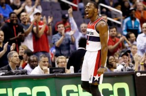 Washington Wizards All-Star John Wall Forces Double OT against the San Antonio Spurs (Video)