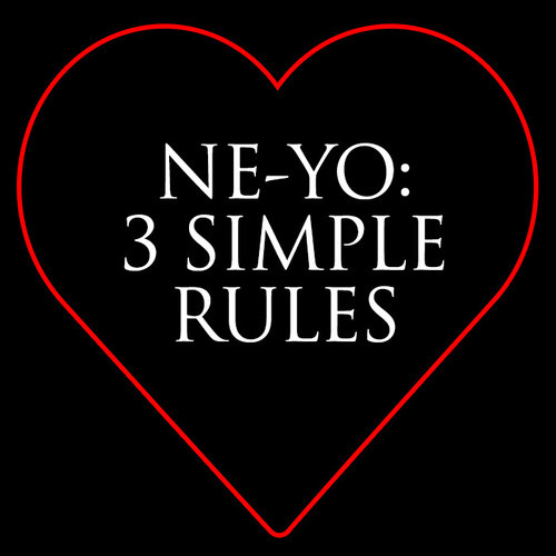 ne yo 3 simple rules Ne Yo   3 Simple Rules EP (Mixtape)