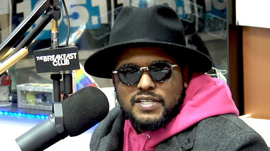 pcUuadb  Schoolboy Q – The Breakfast Club Interview (Video)