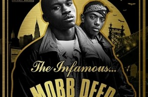Mobb Deep – The Infamous Mobb Deep (Album Cover)