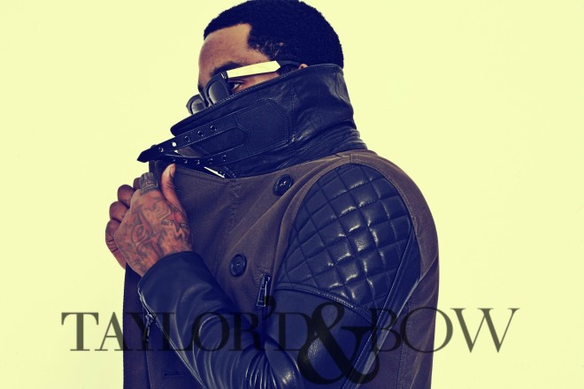 t1 J.R. Smith For Taylord & Bow (Photos)