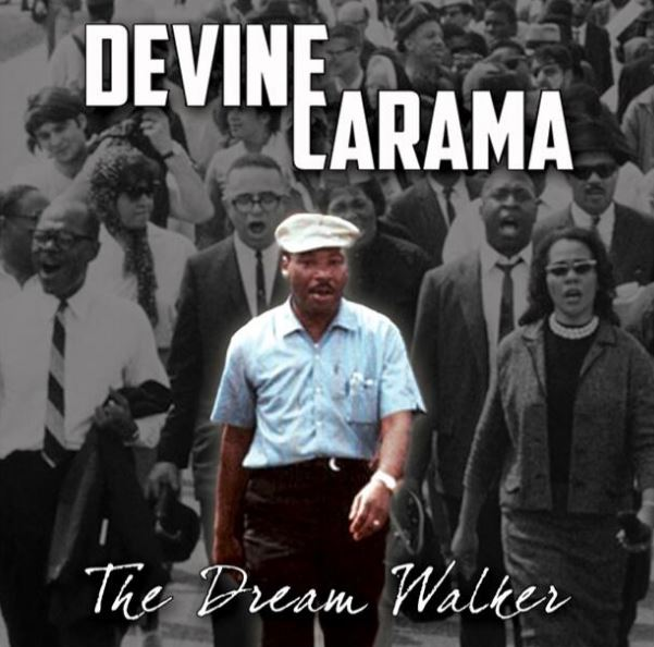 thedreamwalkerEP Devine Carama   The Dream Walker (FreEP)