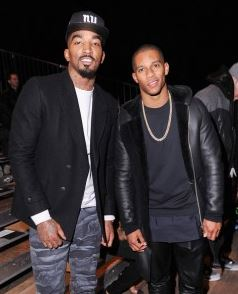 victorcruz3 Meek Mill, Fabolous, Victor Cruz At EN|NOIR NYFW Runway Show (Photos)