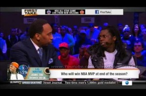 Lil Wayne Talks Durant vs. Lebron, the 2014 NBA Finals & More on ESPN First Take (Video)