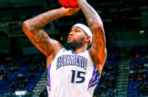 DeMarcus Cousins & the Sacramento Kings Steamroll the Milwaukee Bucks (Video)