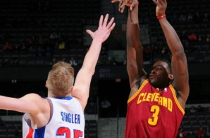 Dion Waiters hits a Buzzer-Beater to beat the Detroit Pistons (Video)