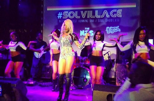 GoGo Morrow – NYC SolVillage Performance at SOB's (Video)
