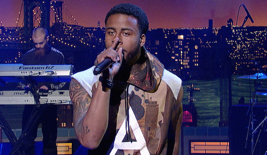 6XX2kdN1 Sage The Gemini & Iamsu! – Gas Pedal (Live On David Letterman) (Video)