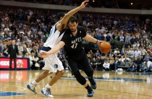 Texas Can't Hold Em: Kevin Love Hits Game Winner Against the Dallas Mavericks (Video)