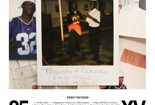 XV – Sweet Sixteens (Mixtape)