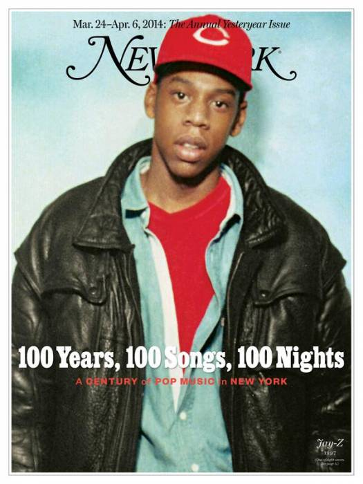 BjgopixCUAAp8kV Jay Z Lands On The Cover Of New York Magazines Annual Yesteryear Issue (2014)