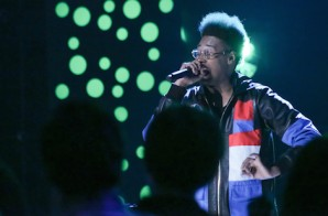 Danny Brown – Dip (Live On Arsenio Hall) (Video)