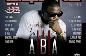 Lil Keke – A.B.A. 3 (Mixtape) (Hosted by