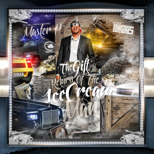 MUCqeMN Master P – The Gift Vol 1: Return Of The Ice Cream Man (Mixtape)