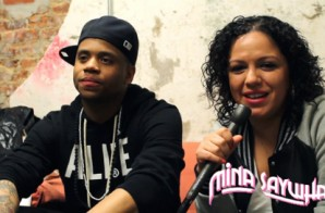 Mack Wilds On Next Album, Upcoming Mixtape, Sevyn,  & More With Mina SayWhat (Video)