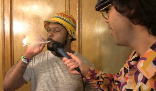 Nardwuar Schoolboy Q Interview Nardwuar Vs. ScHoolboy Q (Video)