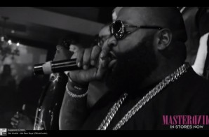 "Rick Ross performs ""Mastermind"" in Atlanta (Video)"