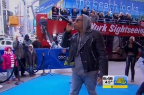 Mack Wilds Performs 'Own It' on Good Morning America (Video)