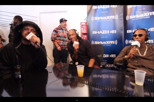 B.o.B x DJ Paul x Black Milk – Sway In The Morning (Freestyle) (Video)