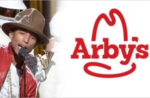 Pharrell's Vivienne Westwood Hat Brought By Arby's For His 'One Ha