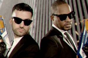 Cam'ron & A-Trak Cover Complex Magazine & Liberate 'Two The Hard Way' Movie Trailer