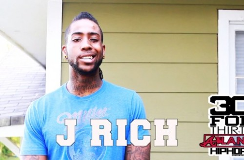 day 14 j rich 30 for thirty atl freestyle video shot by rick dange HHS1987 2013 516x340 1 500x329 J Rich   Full Throttle (Mixtape)
