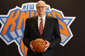 Phil Jackson Introduced As the New York Knicks President (Video)