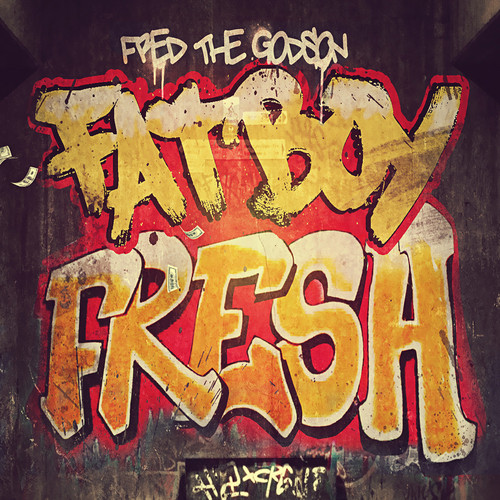 fred the godson fat boy fresh Fred The Godson   Fat Boy Fresh (Mixtape)