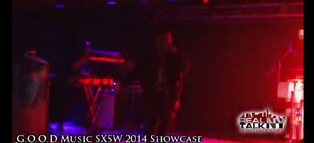 goodmusicshowcase Big Sean, Pusha T & Travis Scott Perform At The G.O.O.D. Music SXSW Showcase (Video)