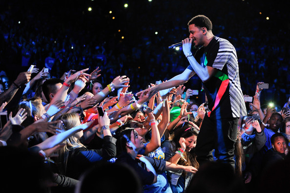j.cole  We Day California Gets Invaded By J. Cole & Big Sean (Live At Oracle Arena) (Video)