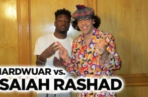 Isaiah Rashad Vs. Nardwuar (Video)