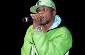 Papoose – Pound Cake (Freestyle) (Video)