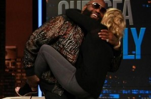 Rick Ross Talks Mastermind, 50 Cent, Wing Stops & More w/ Chelsea Lately (Video)