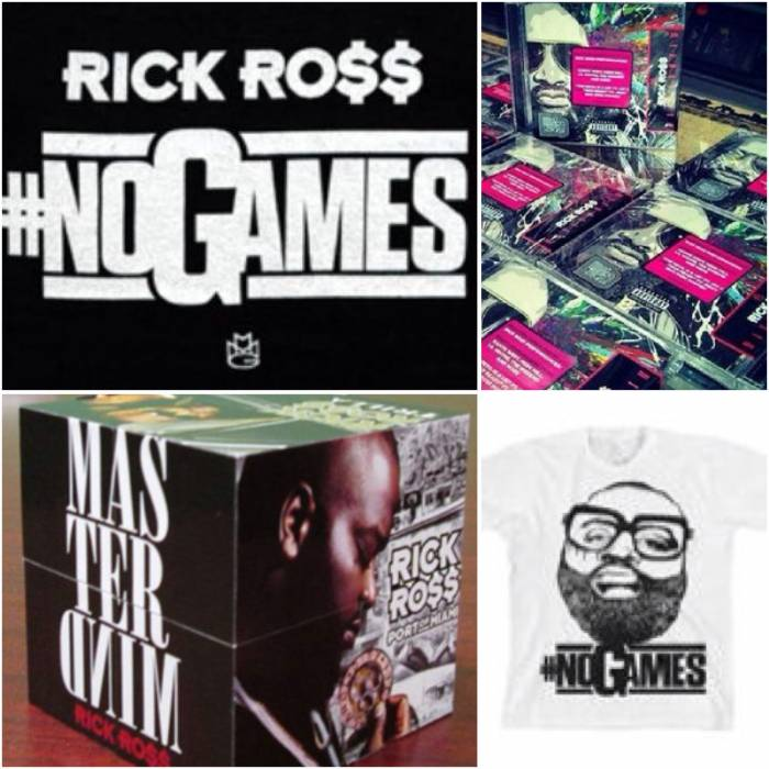 Win an Autographed Rick Ross Mastermind (Deluxe Edition) CD, Prize Pack, and More via HHS1987