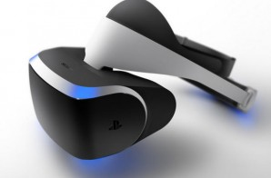 """Sony Unveils PlayStation 4 Headset """"P"""