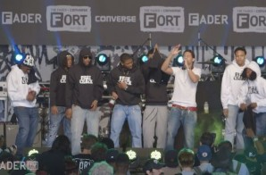 Lil Bibby – Water (Live At FADER Fort) (Video)