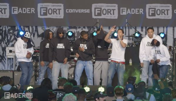 thefaderfortlilbibbywaterlive Lil Bibby – Water (Live At FADER Fort) (Video)
