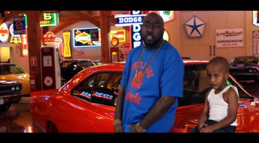 traethetruthnewvideo Trae The Truth   Old School Ft. Snoop Dogg (Video)