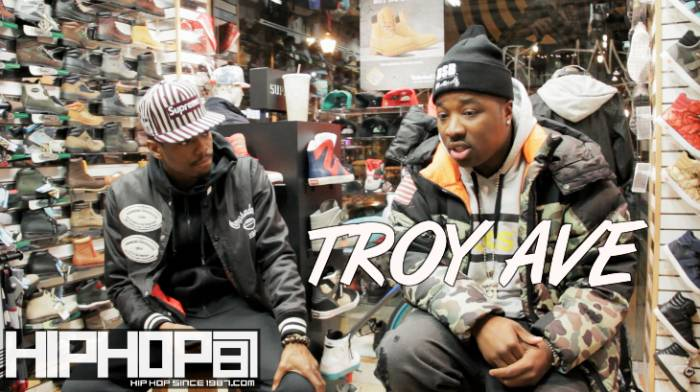 troy ave talks new single ideal record deal scenario working with philly artists more video HHS1987 2014 Troy Ave Talks Being The Best, Adidas Endorsement Deal, His Biggest Risk As An Artist & More (Video)