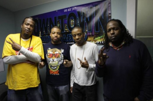 SKE Records Petter Jones & Q The Question stop by Grizzlee Radio!