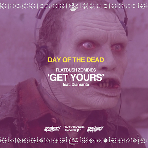 19MRYXA Flatbush Zombies – Get Yours ft. Diamante