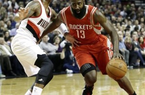 James Harden & Damian Lillard Duel in Rip City (Video)
