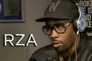RZA – Hot 97 Morning Show Interview (Video)