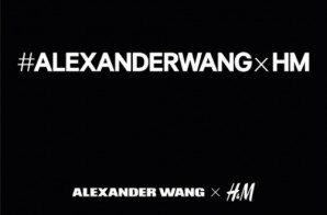 Alexander Wang Teaming Up With H&M