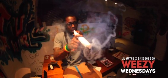 BlY1dz7CAAAaYeM 1  Lil Wayne – Weezy Wednesdays (Episode 8) (Video)